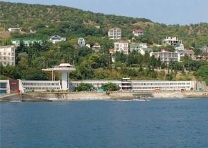 Ателика морской уголок Алушта Крым 01