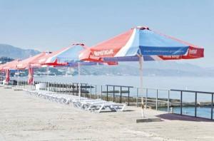 Ателика морской уголок Алушта Крым 12
