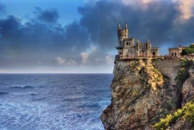 Крым – популярный морской курорт